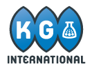 K. G. International Logo